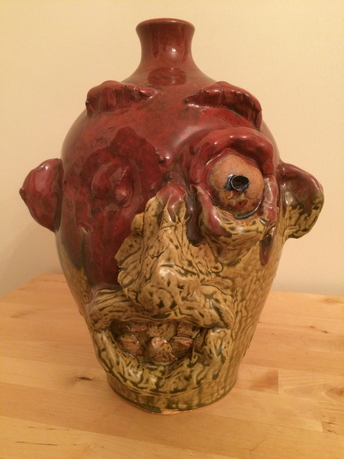 Paul Morgan Jug