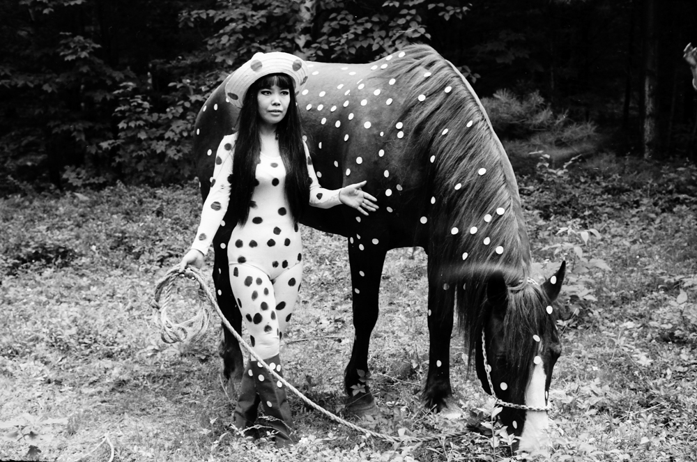 Horse-Play-happening-in-Woodstock-New-York-1967